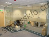 офисные стеклянные пергородки в Харькове