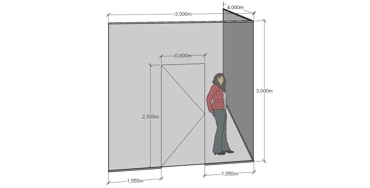 Цена угловой стеклянной перегородки