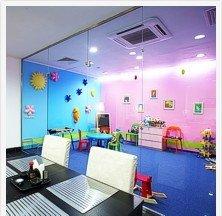 стеклянные перегородки в детскую комнату