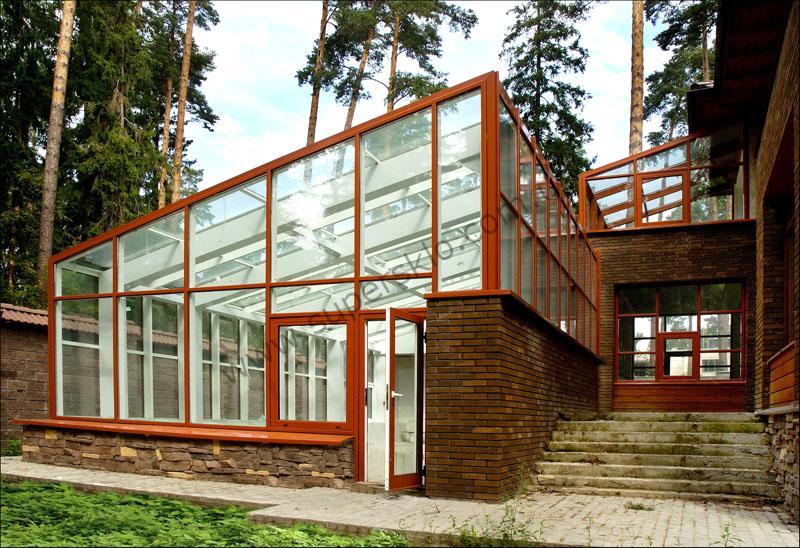 Зимний сад в Киеве