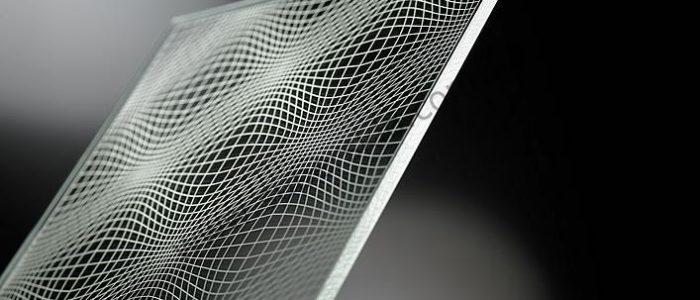 Художественное матирование стекла